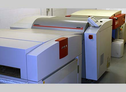 Agfa  CtP system
