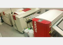 AGFA Ascento IIS CtP Plate Maker